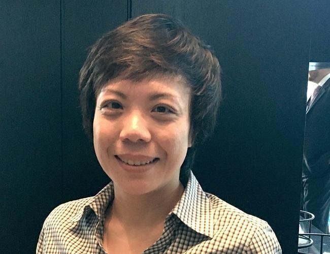 Shiao Chan of FDV hori